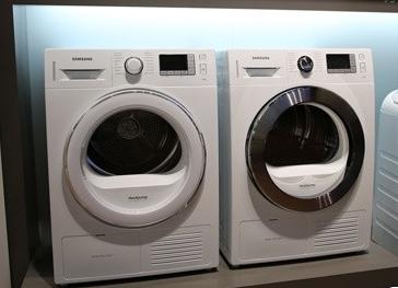而lg洗衣机则对外称,公司以5%的滚筒洗衣机市场份额优势领先它的竞争