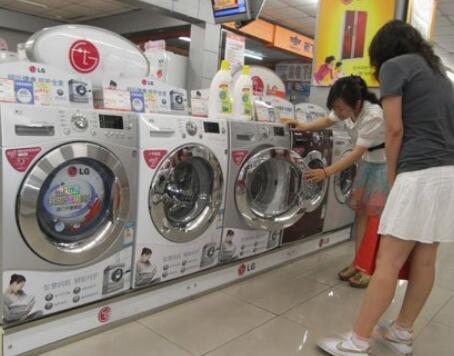 洗衣机市场销量微增 产业结构升级将加快-现代家电网