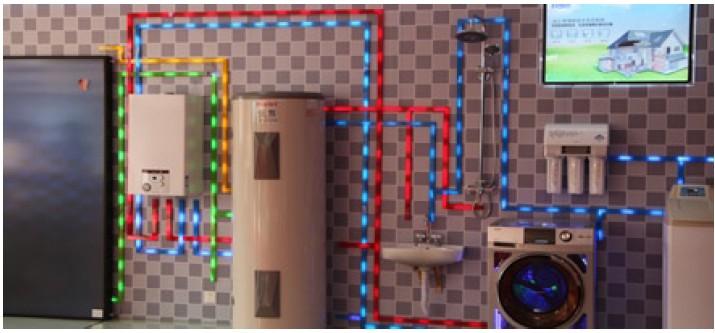 2014年海尔热水器战略启动及燃气新品上市-现代家电