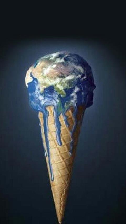 地球简笔画彩色无水印